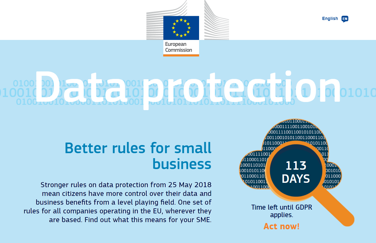 GDPR for SMEs